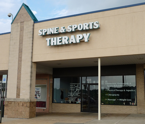 Comprehensive Spine & Sports Center