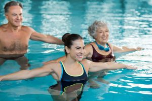 aquatic therapy in Baltimore County -- Comprehensive Spine and Sports
