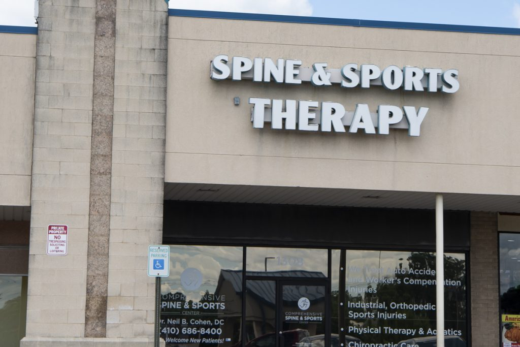 Rehabilitation Services at Comprehensive Spine and Sports Center | Comprehensive Spine & Sports Center