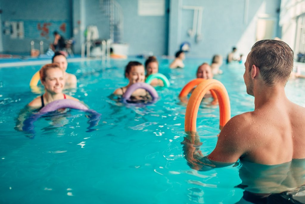 Aquatic Therapy in Baltimore Eases Fibromyalgia Symptoms | Comprehensive Spine & Sports Center