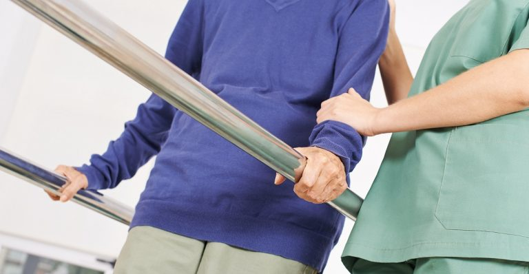 Physical Therapist Helps Improve Balance | Comprehensive Spine & Sports Center