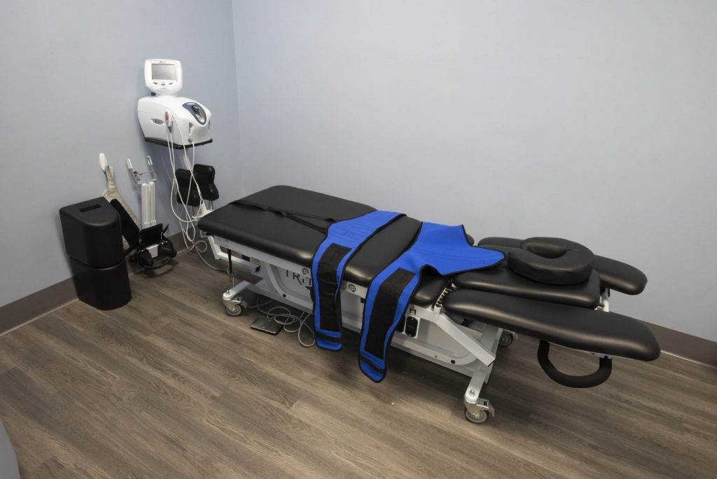 Non-Surgical Spinal Decompression | Comprehensive Spine & Sports Center