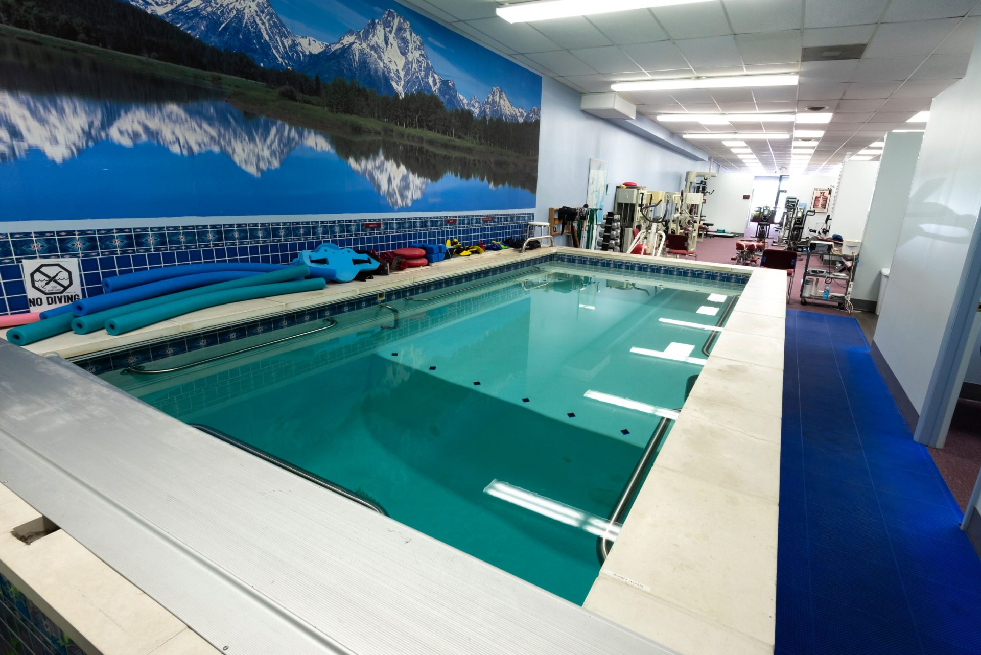 Aquatic Therapy for a Sports Injury | Comprehensive Spine & Sports Center