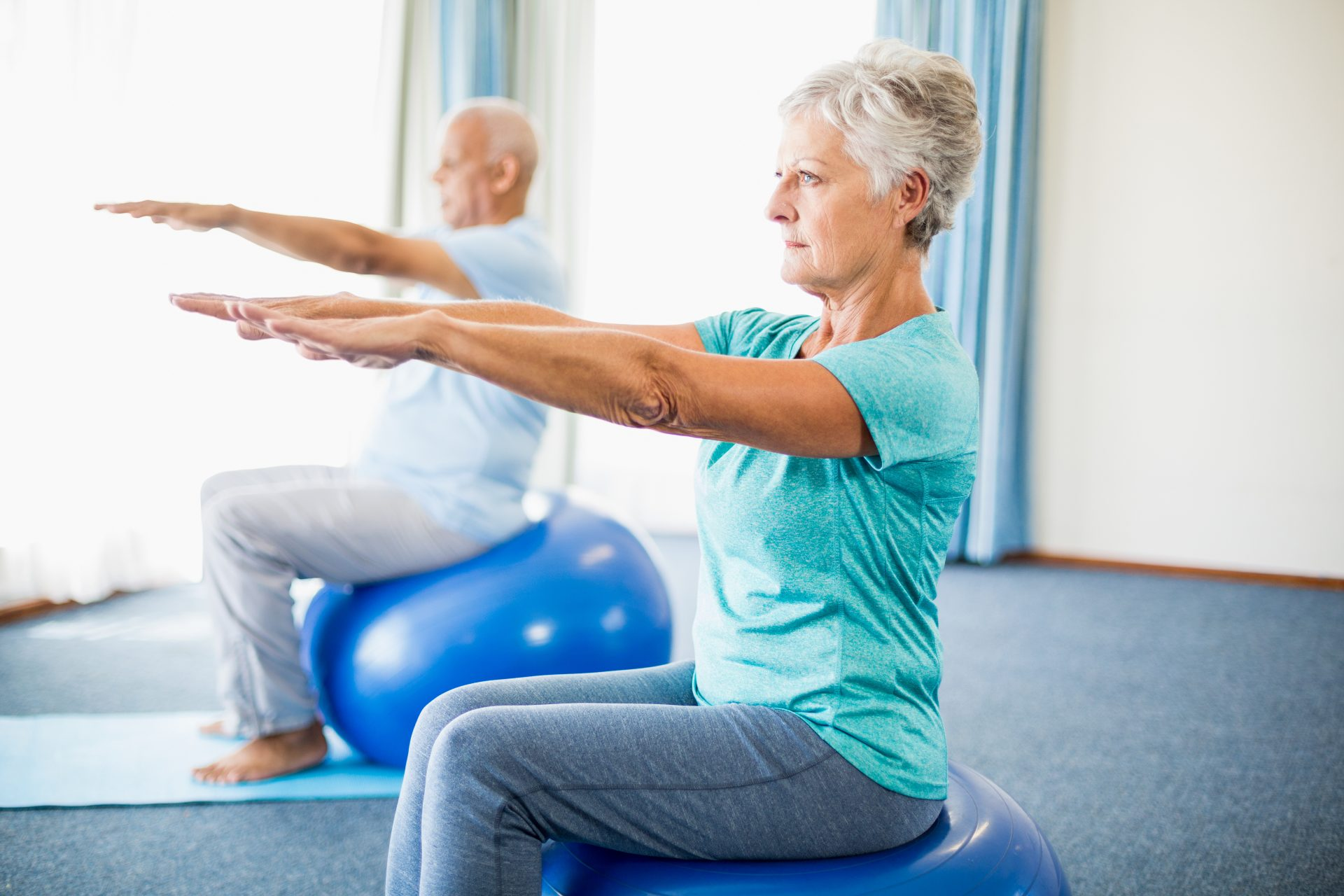 physical therapist in carney -- Comprehensive spine and sports center